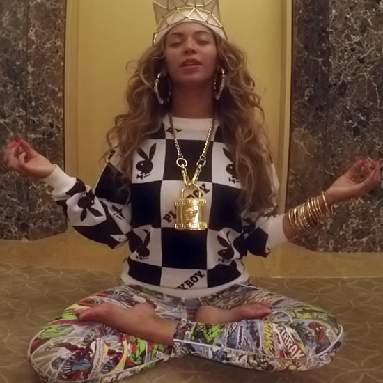 Beyonce-Outfits-711-Music-Video