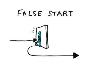 falsestart
